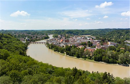 View of Wasserberg, Bavaria, Germany Stock Photo - Premium Royalty-Free, Code: 649-07280989
