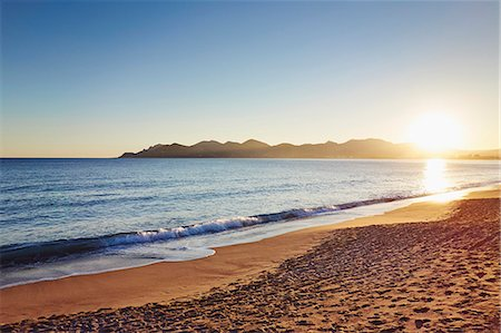 photography - Beach, French Riviera, Cannes, France Stock Photo - Premium Royalty-Free, Code: 649-07585783