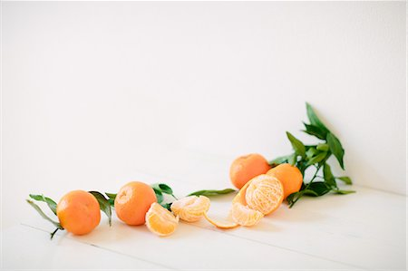 Clementines Stock Photo - Premium Royalty-Free, Code: 649-08084804