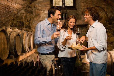 Wine Stock Photo - Premium Royalty-Free, Code: 649-03771134