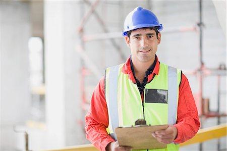 Portrait of an architect Stock Photo - Premium Royalty-Free, Code: 649-03796451