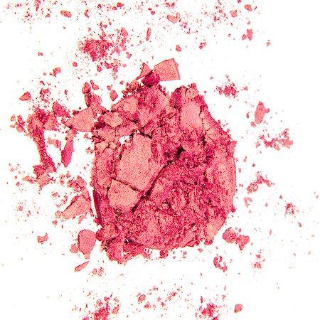 Pink powder blush Stock Photo - Premium Royalty-Free, Code: 640-06963528
