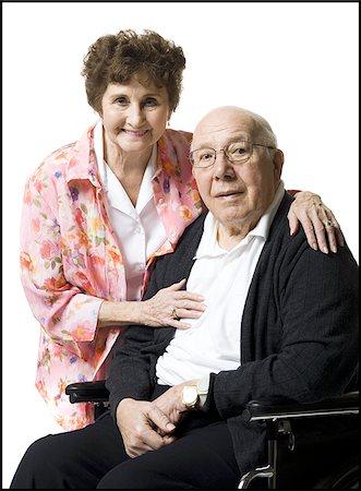 Elderly couple Stock Photo - Premium Royalty-Free, Code: 640-02769396