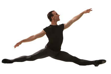 Ballet dancer Stock Photo - Premium Royalty-Free, Code: 640-03257849