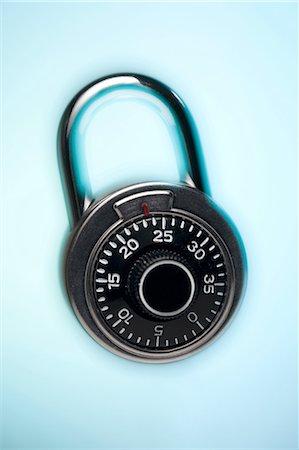 Combination lock Stock Photo - Premium Royalty-Free, Code: 640-03257959