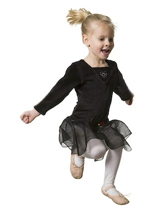 Ballerina Stock Photo - Premium Royalty-Free, Code: 640-03259114