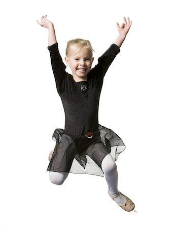 Ballerina Stock Photo - Premium Royalty-Free, Code: 640-03259112