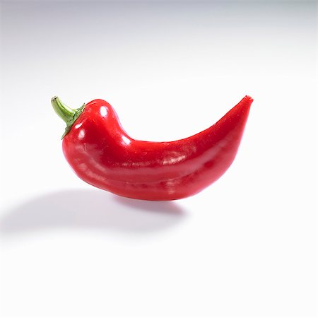 paprika - A pointed red pepper Stock Photo - Premium Royalty-Free, Code: 659-06154321