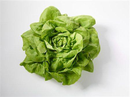 A lettuce Stock Photo - Premium Royalty-Free, Code: 659-06155607