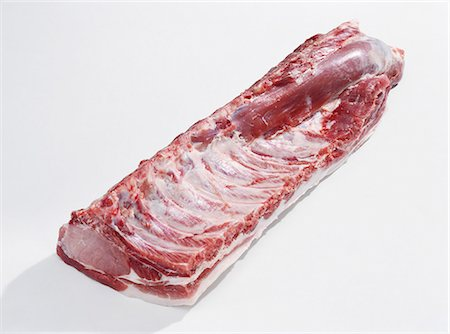 rib - Pork chop Stock Photo - Premium Royalty-Free, Code: 659-06155829