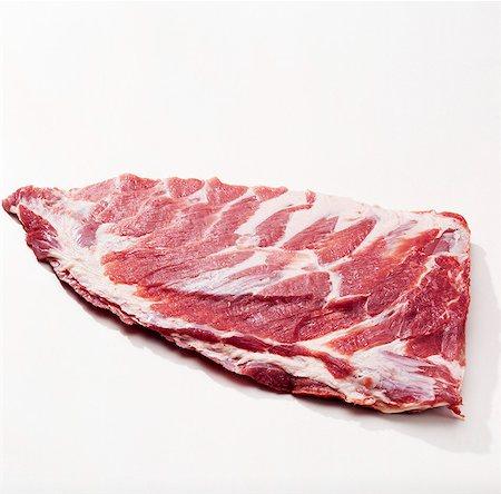 rib - Pork spare ribs Stock Photo - Premium Royalty-Free, Code: 659-06155830