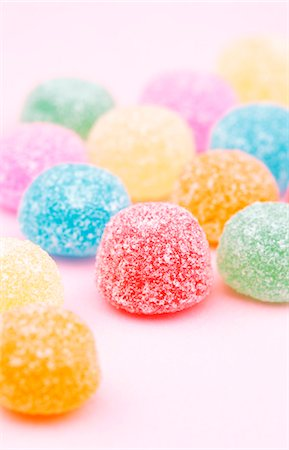 Gum drops Stock Photo - Premium Royalty-Free, Code: 659-06153592