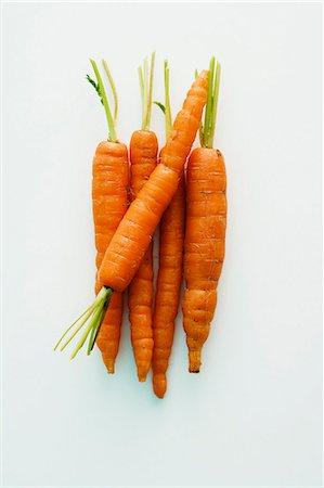 Organic carrots Stock Photo - Premium Royalty-Free, Code: 659-06187070