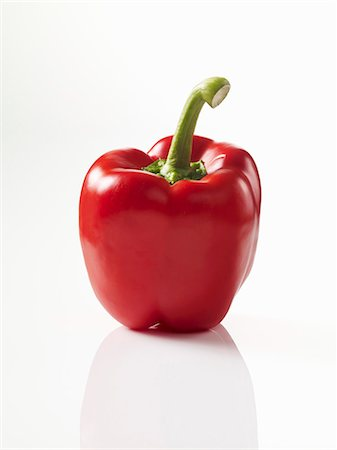 paprika - A red pepper Stock Photo - Premium Royalty-Free, Code: 659-06187867
