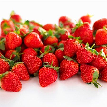 strawberries - Strawberries Stock Photo - Premium Royalty-Free, Code: 659-06372462