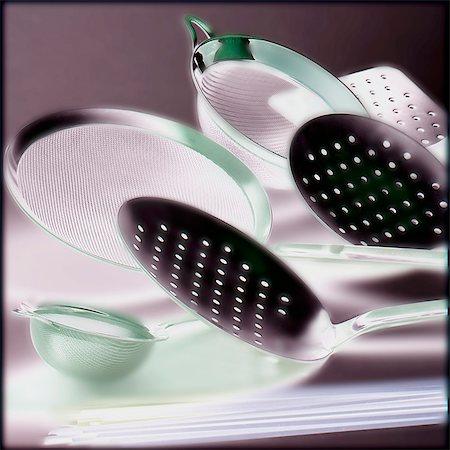Kitchen utensils Stock Photo - Premium Royalty-Free, Code: 659-06373849