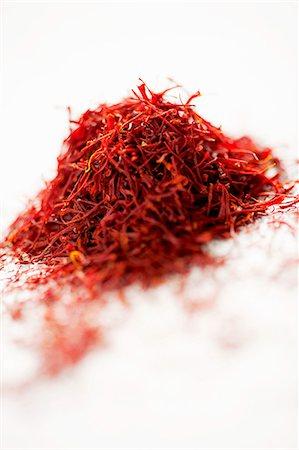 dyed - Saffron threads Stock Photo - Premium Royalty-Free, Code: 659-06900972