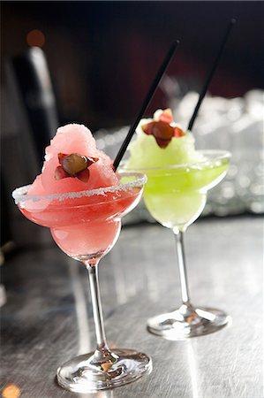 Sweet Heart Margarita Stock Photo - Premium Royalty-Free, Code: 659-06900988