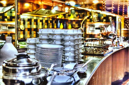 effect - A buffet table in a restaurant Stock Photo - Premium Royalty-Free, Code: 659-06901629