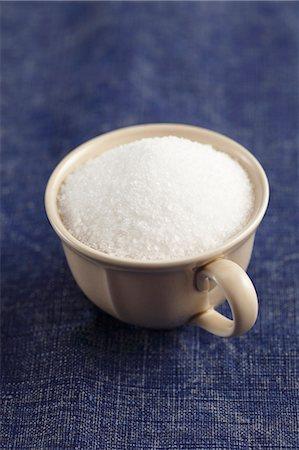 salt - Sea salt in a cup Stock Photo - Premium Royalty-Free, Code: 659-06902828