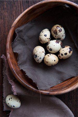 spot (dirt mark) - Quails' eggs Stock Photo - Premium Royalty-Free, Code: 659-06903848