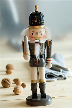 decorative - Nutcracker Stock Photo - Premium Royalty-Free, Code: 659-07027955
