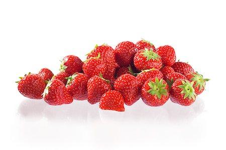 strawberries - Strawberries Stock Photo - Premium Royalty-Free, Code: 659-07028074