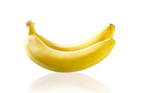 pair - Two bananas Stock Photo - Premium Royalty-Free, Code: 659-07028133