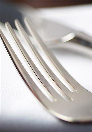 Fork (detail) Stock Photo - Premium Royalty-Free, Code: 659-07597637