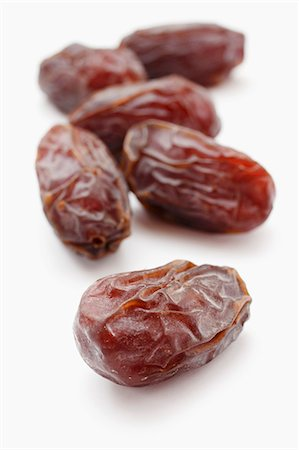 dry - Medjool dates, dried Stock Photo - Premium Royalty-Free, Code: 659-07599244