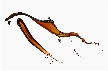 effect - Splashes of coffee Stock Photo - Premium Royalty-Free, Code: 659-07599308