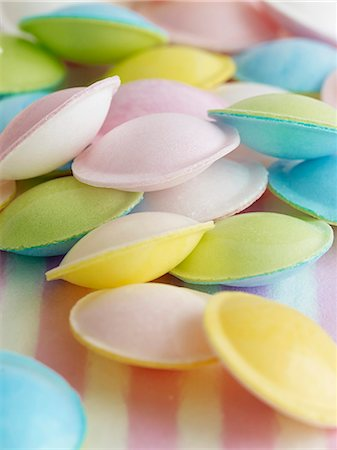 Flying Saucers Stock Photo - Premium Royalty-Free, Code: 659-07610105