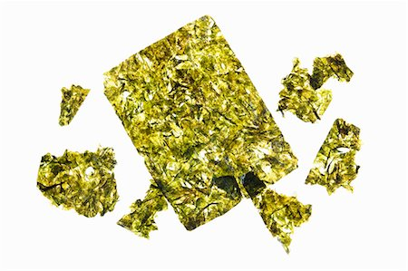Algae sheets Stock Photo - Premium Royalty-Free, Code: 659-07610192