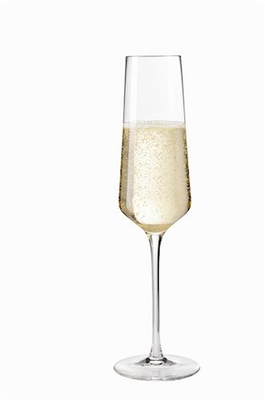 sparkling - A glass of sparkling wine Stock Photo - Premium Royalty-Free, Code: 659-08148251