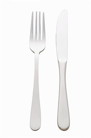 Knife and fork Stock Photo - Premium Royalty-Free, Code: 659-03529957