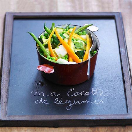 slate - Vegetable casserole Stock Photo - Premium Royalty-Free, Code: 652-05807266