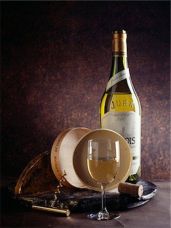 White wine from Jura Stock Photo - Premium Royalty-Free, Code: 652-03633118