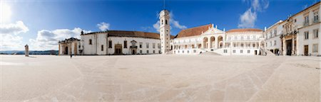 University of Coimbra in Portugal Stock Photo - Premium Royalty-Free, Code: 653-05976618