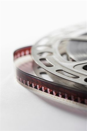 film strip - Film reel Stock Photo - Premium Royalty-Free, Code: 653-07233827