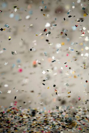 party celebration paper confetti - Confetti Stock Photo - Premium Royalty-Free, Code: 653-01659871