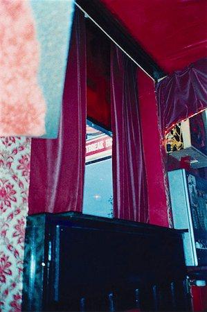 pinball - abstract curtains Stock Photo - Premium Royalty-Free, Code: 653-01651161