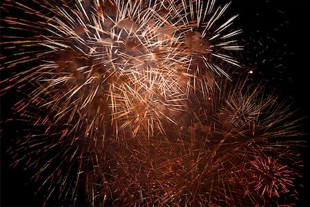 Fireworks Stock Photo - Premium Royalty-Free, Code: 653-01697897