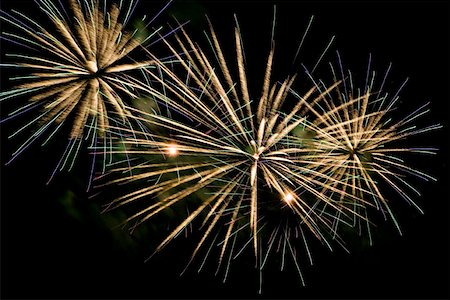 Fireworks Stock Photo - Premium Royalty-Free, Code: 653-01697915