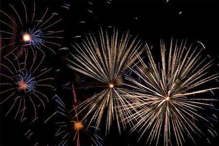 Fireworks Stock Photo - Premium Royalty-Free, Code: 653-01697918