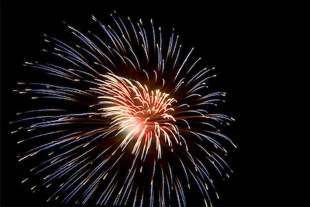 Fireworks Stock Photo - Premium Royalty-Free, Code: 653-01697927