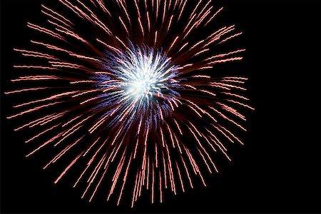Fireworks Stock Photo - Premium Royalty-Free, Code: 653-01697929