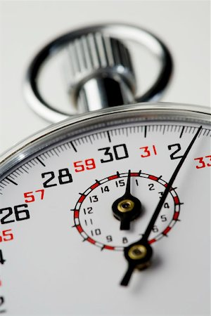 stop watch - A Stopwatch Stock Photo - Premium Royalty-Free, Code: 653-02078724
