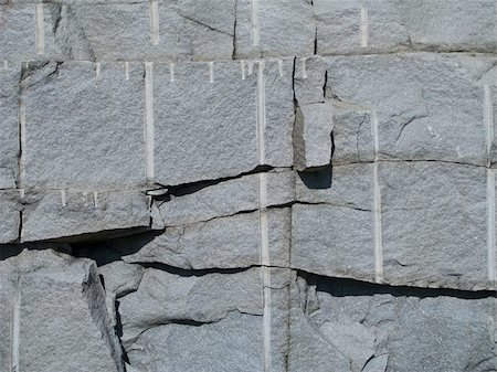 A rock wall, full frame Stock Photo - Premium Royalty-Free, Code: 653-02633895