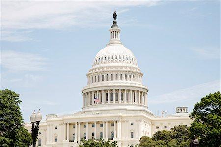 United States Capitol Building, Washington DC, USA Stock Photo - Premium Royalty-Free, Code: 653-03333941