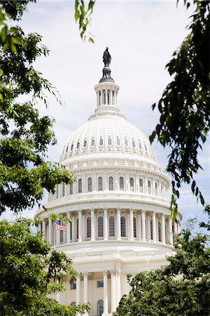United States Capitol Building, Washington DC, USA Stock Photo - Premium Royalty-Free, Code: 653-03333965